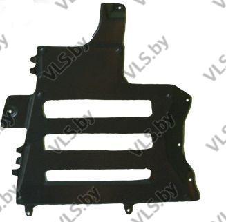 Защита двигателя VOLVO S40 до ..-2000 продольная правая (дизель)