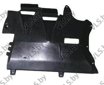 Защита двигателя VOLVO S40 с 2001-2004 продольная правая (дизель)