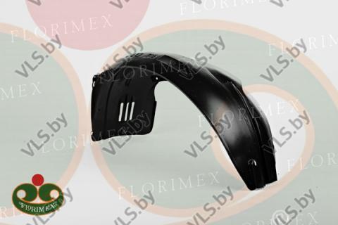 Подкрылок FORD FIESTA c 2002-2007 передний левый, оригинальный номер 256X-16115-AB