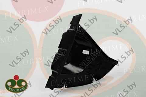 Подкрылок IVECO DAILY с 2001 - 2006 передний левый передняя часть, оригинальный номер 500327277