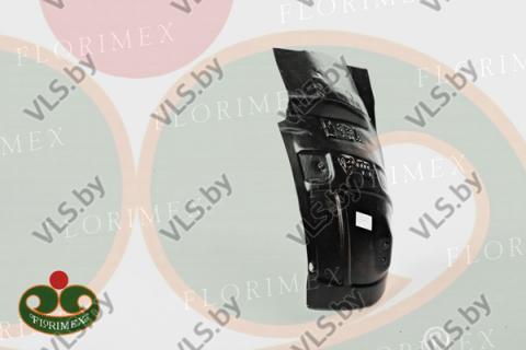 Подкрылок OPEL ASTRA 3 с 2004-2010 передний правый передняя часть, оригинальный номер 11 22 038