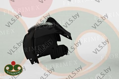 Подкрылок RENAULT TRAFIC с 2001-2006 правый передний задняя часть, оригинальный номер 8200291639