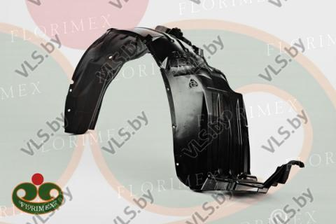 Подкрылок NISSAN PRIMERA P12 с 2000 - ... передний правый, оригинальный номер 63840BV000