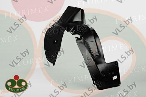 Подкрылок SEAT ALHAMBRA с 1995-2000 правый передний, оригинальный номер 7M0809958