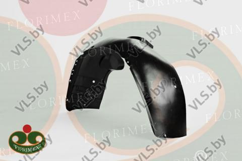 Подкрылок SEAT IBIZA c 1999 - 2002 левый передний, оригинальный номер 6K0809961D