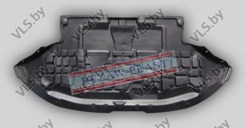 Защита двигателя Volkswagen Passat B5 бензин с 1995 - 2001, REZAW-PLAST