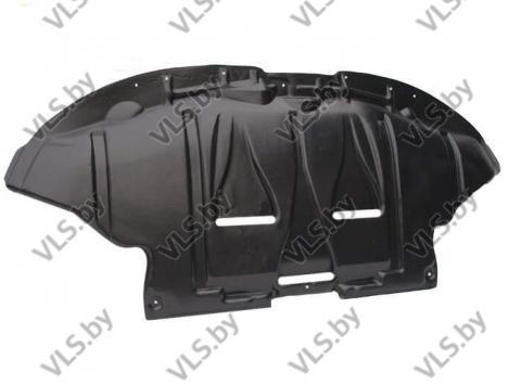 защита двигателя VW PASSAT B5 пластиковая, производство РФ