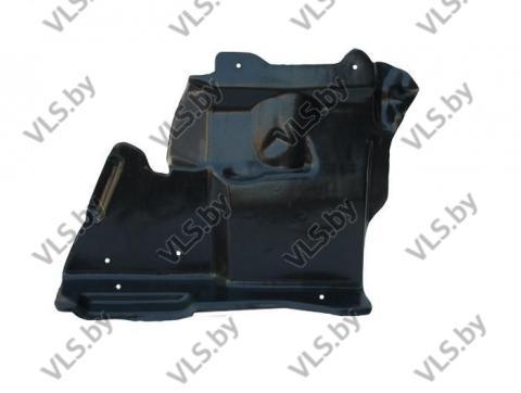 Защита двигателя CITROEN XSARA 1 до ..-2000 боковая правая