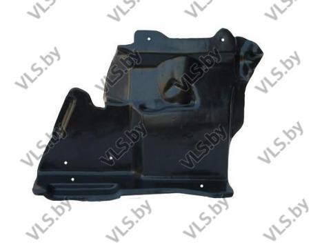 Защита двигателя CITROEN BERLINGO до ..-2003 боковая правая